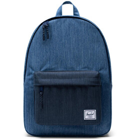 Herschel Classic Backpack 24l faded denim/indigo denim